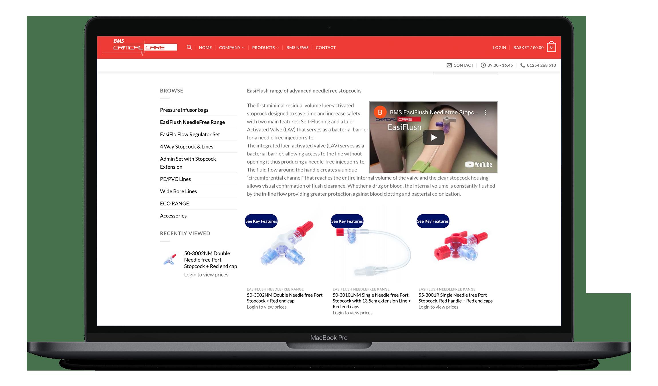 ecommerce web design clitheroe 2