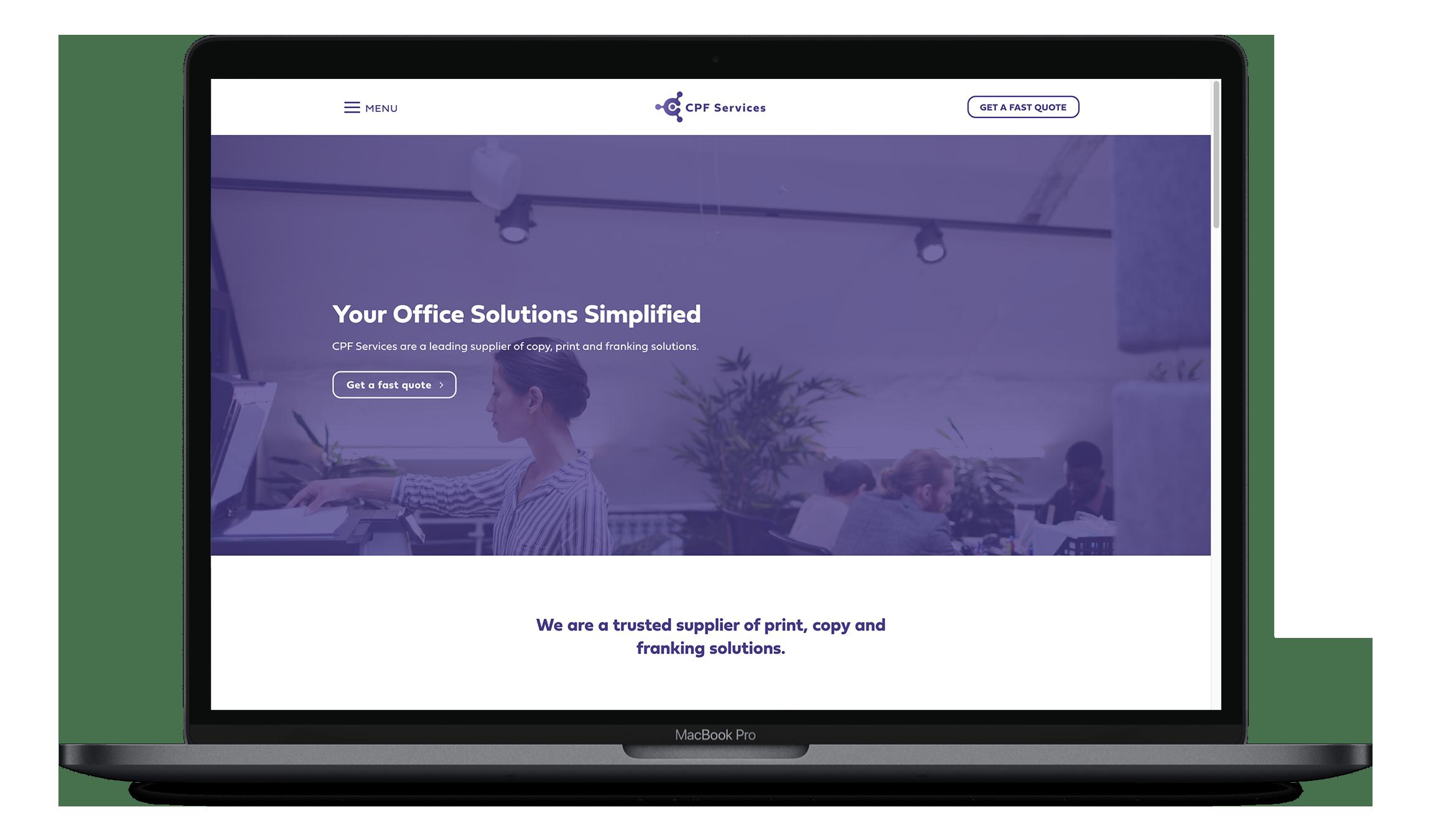 website design ribble valley callit creative mock up 335