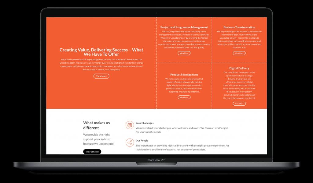 website design ribble valley callit creative mock up 5555