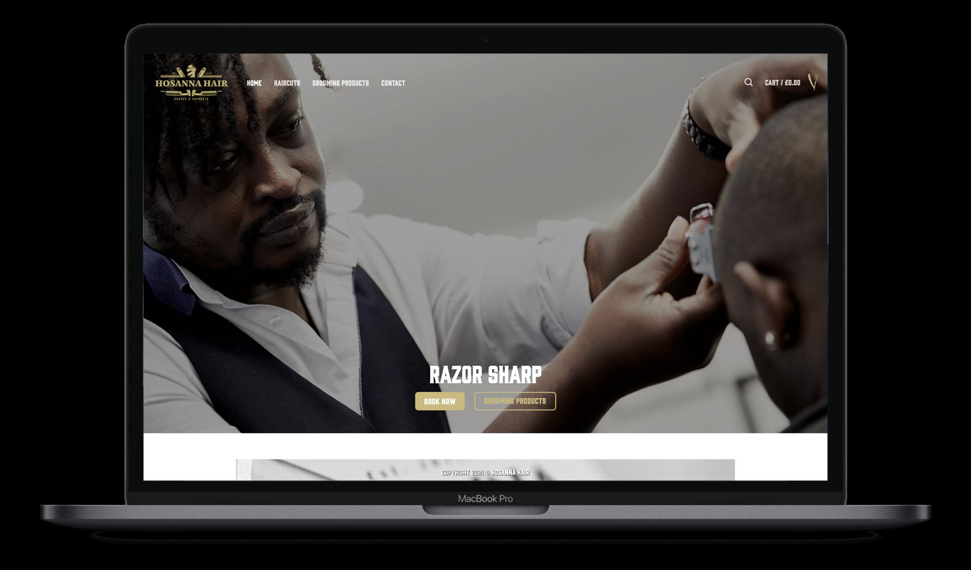 website design ribble valley callit creative mock up 88